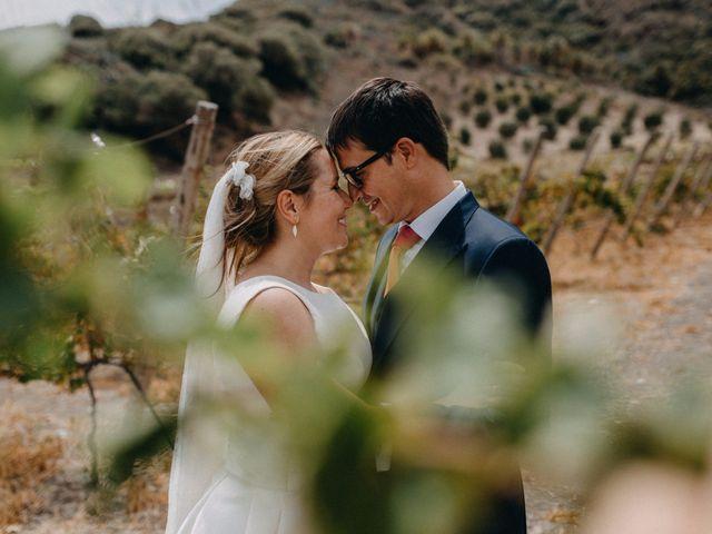 La boda de Guaya y Haridiam en Telde, Las Palmas 64