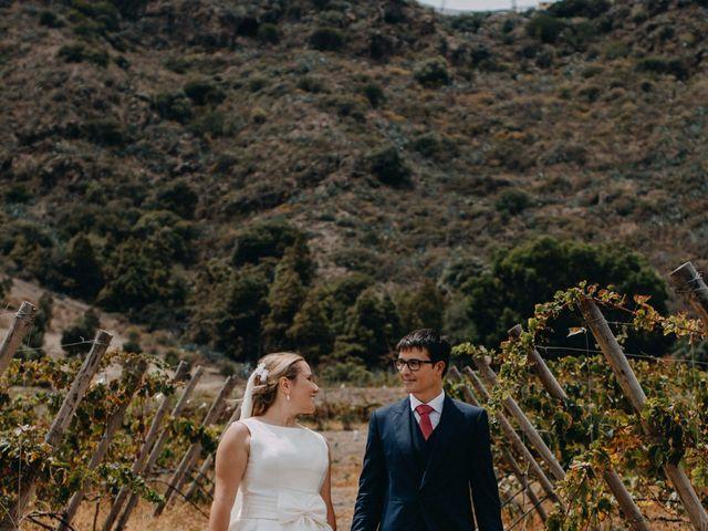 La boda de Guaya y Haridiam en Telde, Las Palmas 65