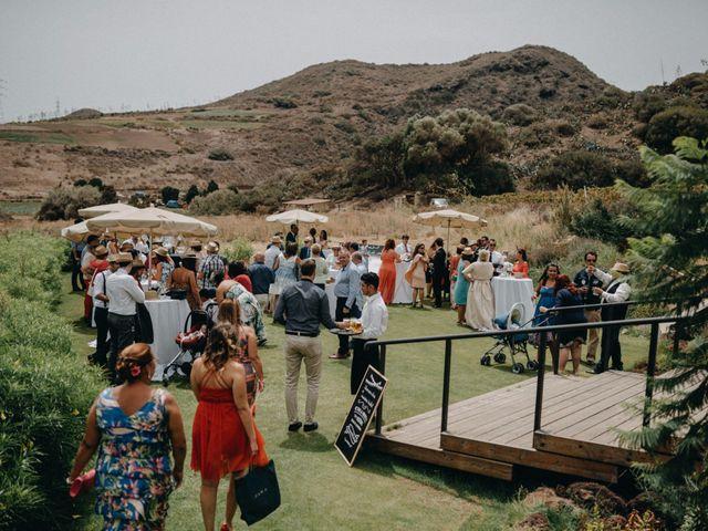 La boda de Guaya y Haridiam en Telde, Las Palmas 66