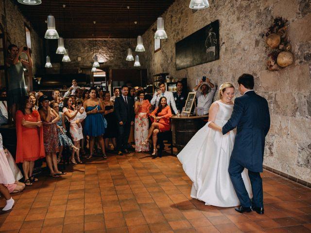 La boda de Guaya y Haridiam en Telde, Las Palmas 67