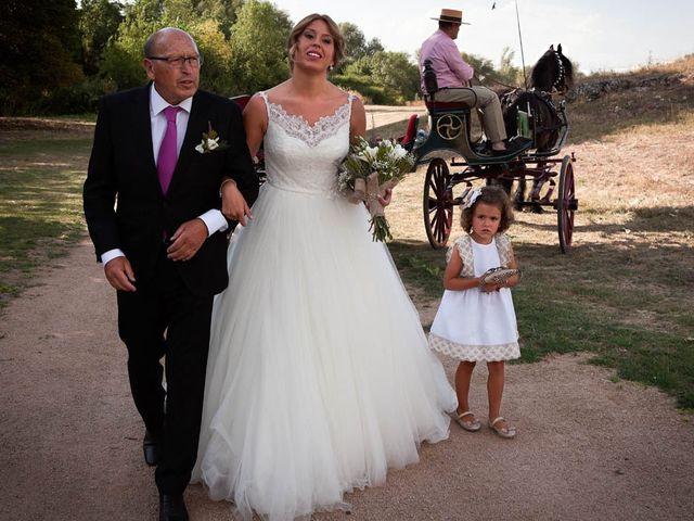 La boda de Jose Luis y Sandra en Madrona, Segovia 7