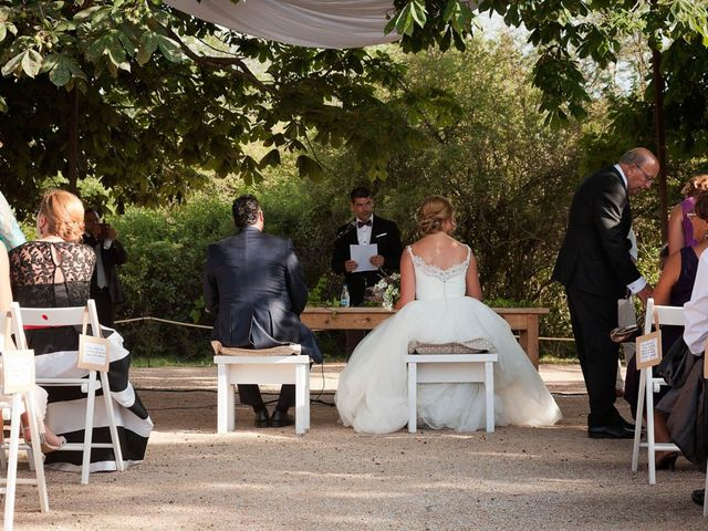 La boda de Jose Luis y Sandra en Madrona, Segovia 8