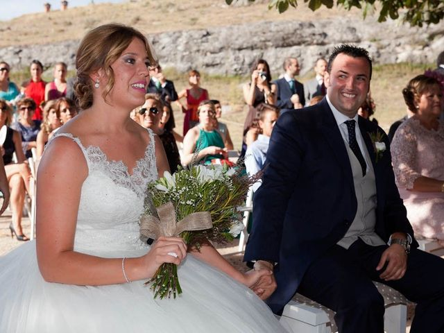 La boda de Jose Luis y Sandra en Madrona, Segovia 11