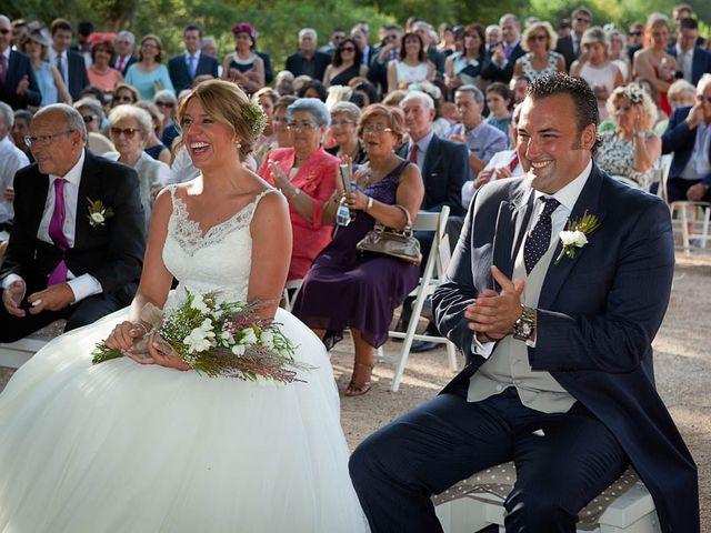La boda de Jose Luis y Sandra en Madrona, Segovia 12