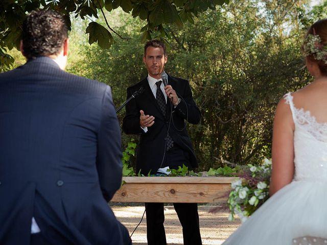 La boda de Jose Luis y Sandra en Madrona, Segovia 13