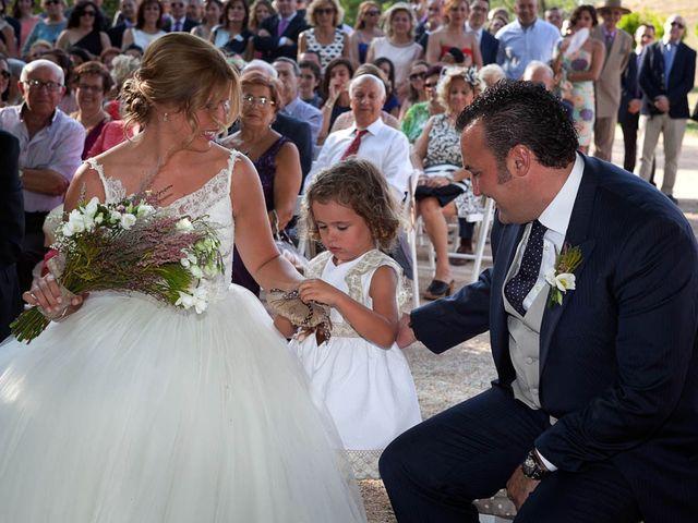 La boda de Jose Luis y Sandra en Madrona, Segovia 14