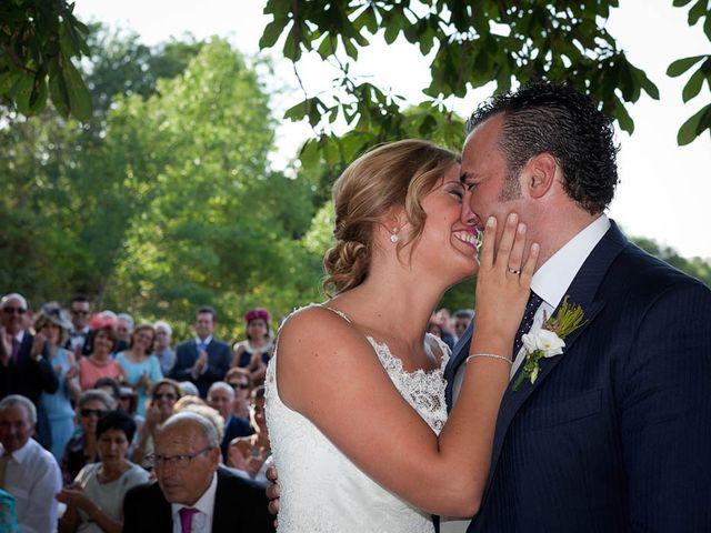 La boda de Jose Luis y Sandra en Madrona, Segovia 15