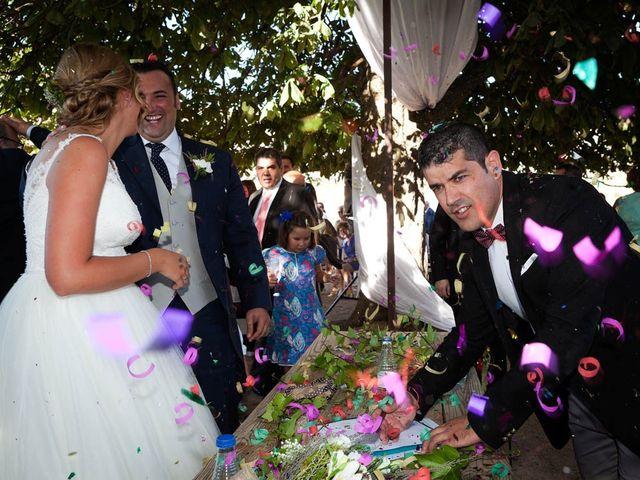 La boda de Jose Luis y Sandra en Madrona, Segovia 16