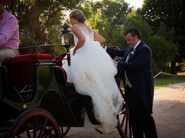 La boda de Jose Luis y Sandra en Madrona, Segovia 17
