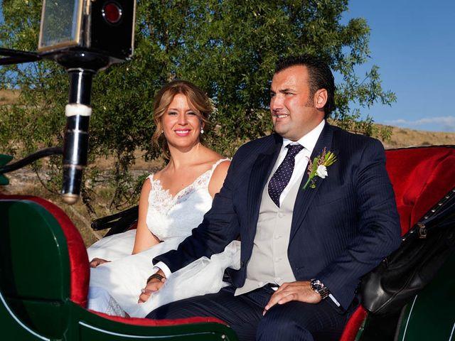 La boda de Jose Luis y Sandra en Madrona, Segovia 19