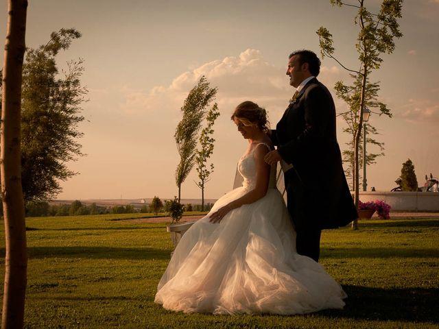 La boda de Jose Luis y Sandra en Madrona, Segovia 22