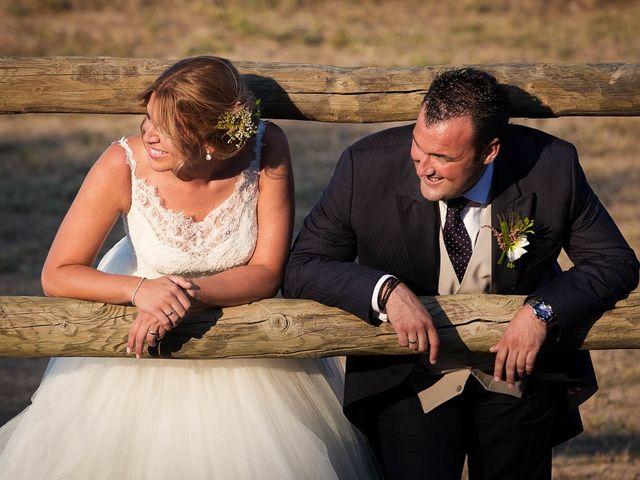 La boda de Jose Luis y Sandra en Madrona, Segovia 27