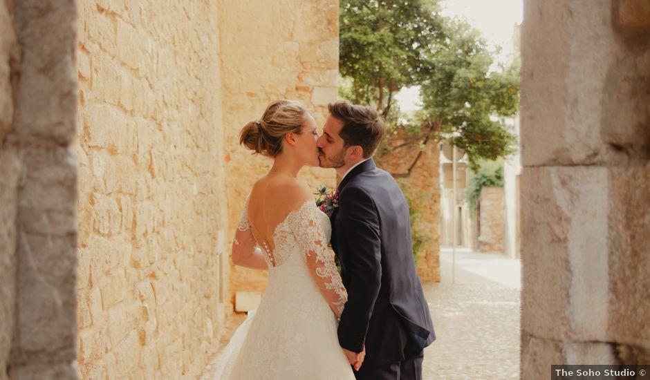 La boda de Oriol y Agostina en Torroella De Montgri, Girona