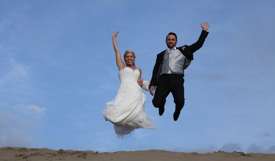 La boda de Iván y Sara en Las Palmas De Gran Canaria, Las Palmas