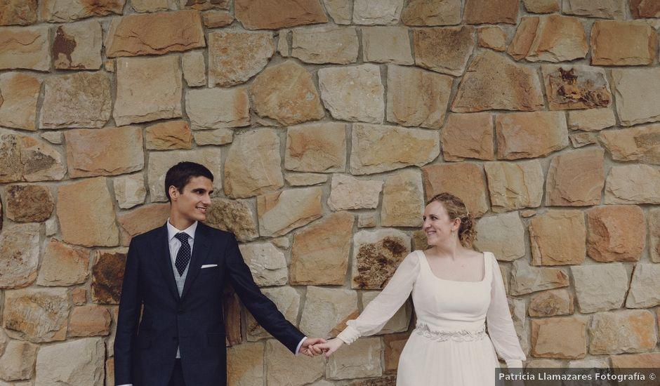 La boda de Iñaki y Lucía en Larrabetzu, Vizcaya