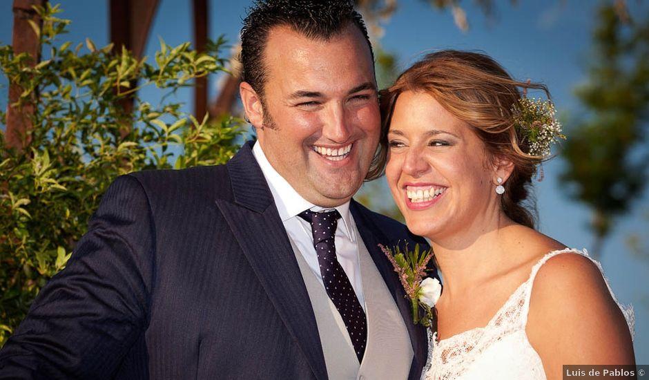 La boda de Jose Luis y Sandra en Madrona, Segovia