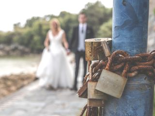La boda de Lorena y Santiago 1