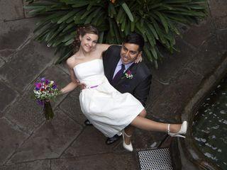 La boda de Mauricio y Marta 1