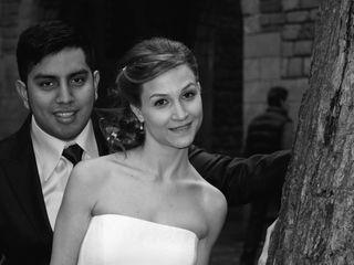 La boda de Mauricio y Marta