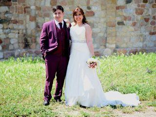 La boda de Mireia  y Juan