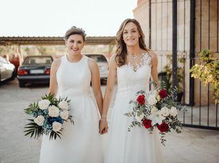 La boda de Vero y Clara