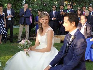 La boda de Carlos y María y María 1