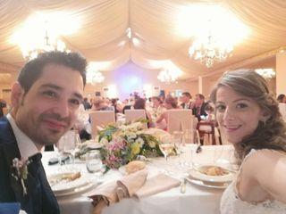 La boda de Carlos y María y María 2