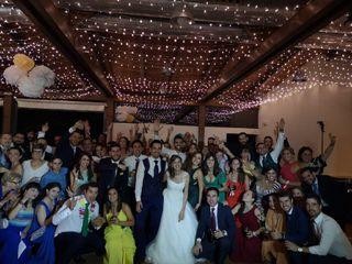 La boda de Carlos y María y María 3