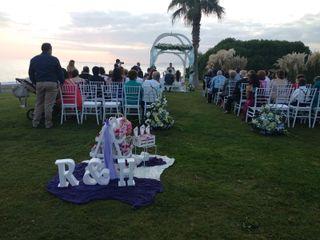 La boda de Rubén y Hansely 2