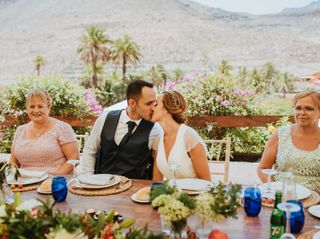 La boda de Elizabeth y Yonay