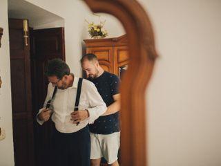 La boda de Almudena y Ismael 1