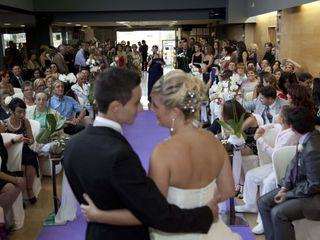 La boda de Débora y David 1