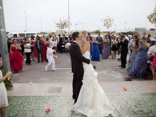 La boda de Débora y David
