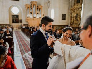 La boda de Nadia  y Guillermo