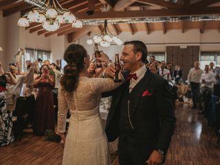 La boda de Zoraida y Javier
