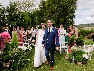 La boda de Sonia y Stuart