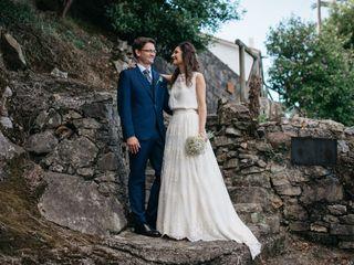 La boda de Carolina y Nick