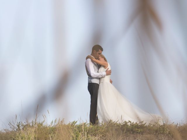 La boda de Lorena y Santiago