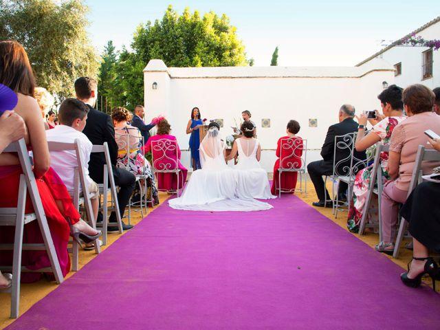 La boda de Ana y María en Sevilla, Sevilla 8