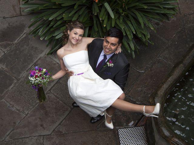 La boda de Marta y Mauricio en Barcelona, Barcelona 1