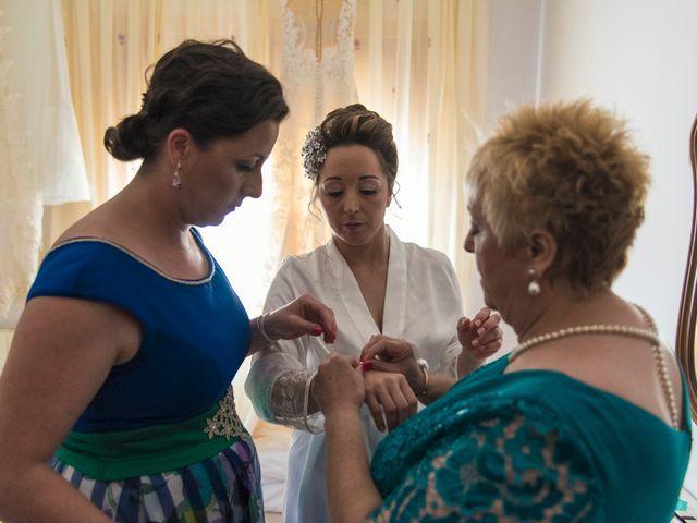 La boda de David y Vero en Buenache De Alarcon, Cuenca 7