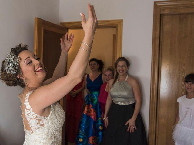 La boda de David y Vero en Buenache De Alarcon, Cuenca 8