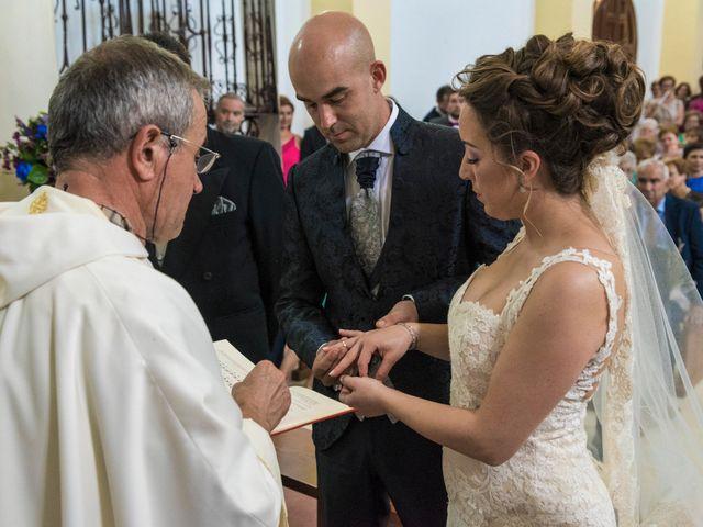 La boda de David y Vero en Quintanar Del Rey, Cuenca 16