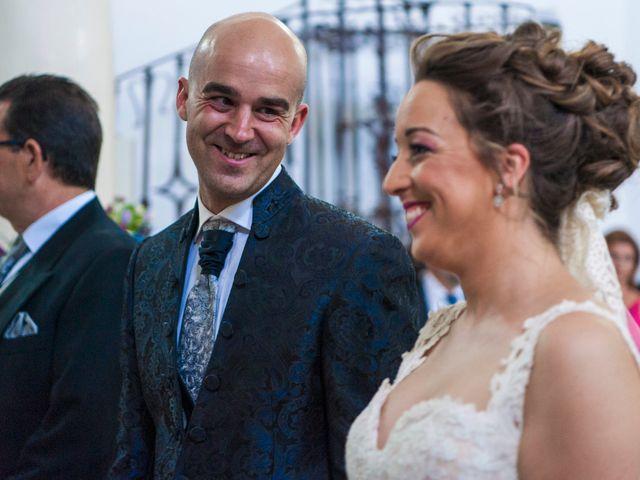 La boda de David y Vero en Buenache De Alarcon, Cuenca 18