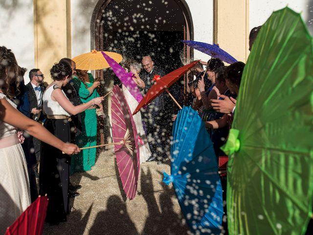 La boda de David y Vero en Buenache De Alarcon, Cuenca 20