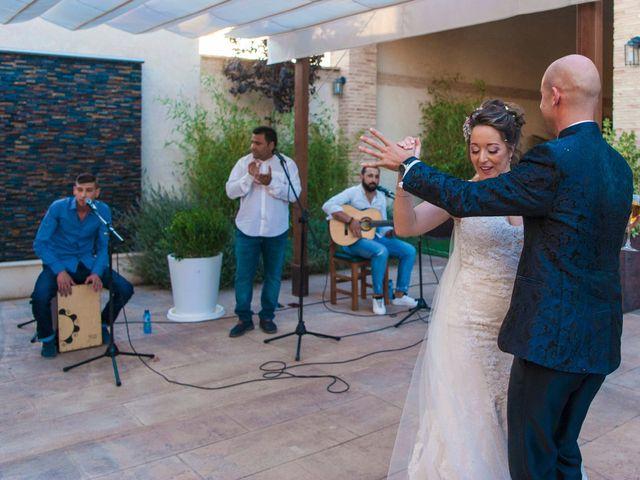 La boda de David y Vero en Quintanar Del Rey, Cuenca 27
