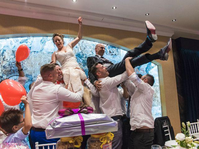La boda de David y Vero en Buenache De Alarcon, Cuenca 32