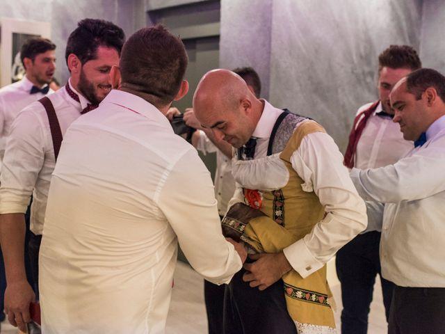 La boda de David y Vero en Buenache De Alarcon, Cuenca 39
