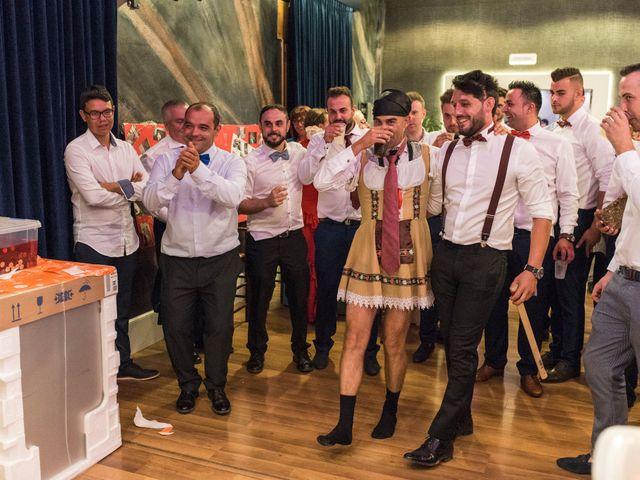 La boda de David y Vero en Buenache De Alarcon, Cuenca 41
