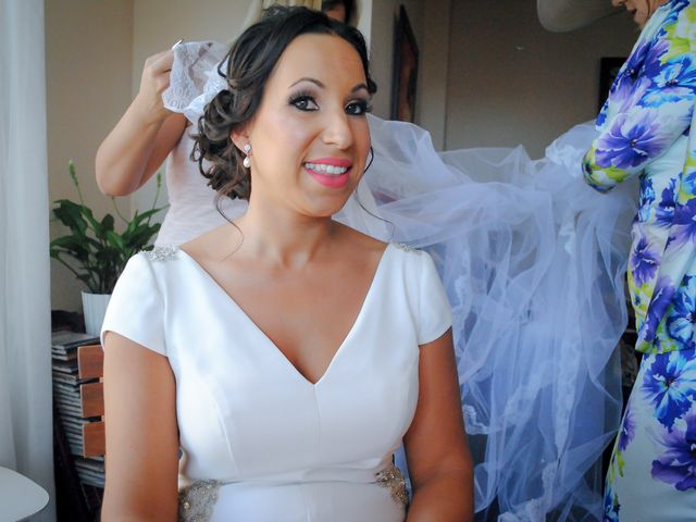 La boda de Carlos y Elena en Gerena, Sevilla 9